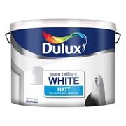 dulux Matt Pbw 10l (5092363)