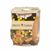 Prices Gingerbread Jar Candle Medium (PMJ010638)