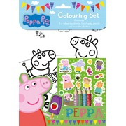 Peppa Pig Colouring Set (PECST)