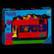 Peppa Pig London Bus Shape Floor Puzzle 24pc (5530)