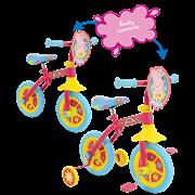 "Peppa Pig My First 2 in 1 10"" Training Bike (M004176)"