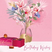 Perfect Day B/day Card (IJ0085W)
