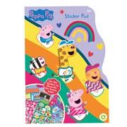 Peppa Pig Shaped Sticker Pad (PESTP/4)