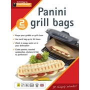 Planit Panini Grill 2pk Bags (PGB)