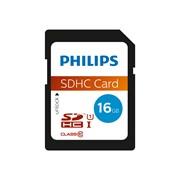 Philips Sd Card 16gb Class 10 (FM016SD45B)