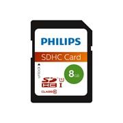 Philips 8gb Sd Memory Card Class 10 (PHISD8GBC10)