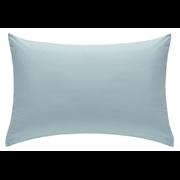 House Wife Pillow Case(pair)duckegg (HPC2/DE 18277)