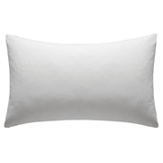 House Wife Pillow Case (pair) White (HPC2/WH 18277)