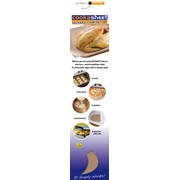 Planit Cookasheet Natural 33x100cm (CSGS33100)