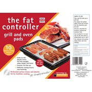 Planit Fat Controller Grill & Oven Pads 10 Pk (FC10PP)