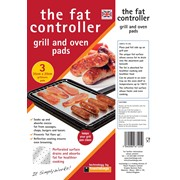 Planit Fat Controller Grill & Oven Pads 3 Pack (FC3PP)