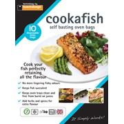 Planit Cookafish 10pk Oven Bags (CFB)