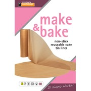 """Planit Make & Bake Cake Tin Liner 9"""" (MBCT9PT)"""