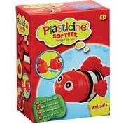 Plasticine Softeez Animalz Asst (PLF05000)