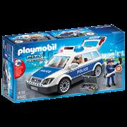Playmobil City Action Police Car (6920)
