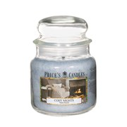 Prices Cosy Nights Jar Candle Medium (PMJ010601)