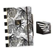 Tropical Noir A5 Notebook & Pen (PNPF)