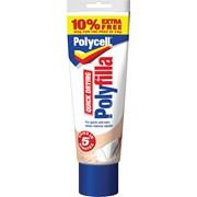 Polyfilla Quick Dry Tube 330g+10% (5093000)