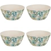 Polynesia Bamboo Small Bowls 4pk (CM06077)