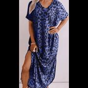 Blue Dress (PON9355)