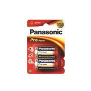 Panansonic Panasonic Gold Pro Power Size C 2 Pack (LR14)
