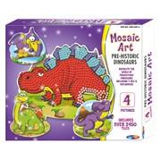 Pre Historic Dinos Mosaic Art Set (4208)