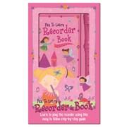 Recorder Book In A Box Princess (PREC01)