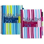 Pukka Pads A4 Stripes Project Book (PROBA4)