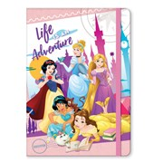 Disney Princess Casebound Notebook (PSCBN3)