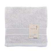 Eco Friendly Bamboo Hand Towel Silver (PTH195129)