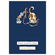 Purr-fect B/day Card (GH1062)