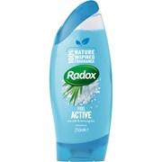 Radox Shower Feel Active 250ml (RSCA)
