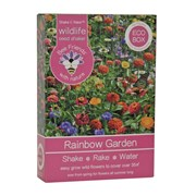 Bee Friends Seed Shaker Rainbow (018222)