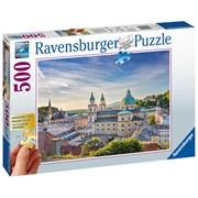Ravensburger Salzburg Austria Extra Large Piece Puzzle 500pc (14982)