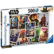 Ravensburger Star Wars The Mandalorian The Child Puzzle 500pc (16561)
