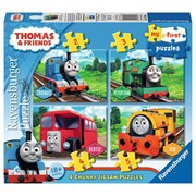 Ravensburger 4 in a Box Thomas & Friends Puzzles (07053)