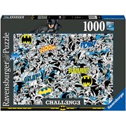 Ravensburger Batman Challenge Puzzle 1000pc (16513)