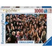 Ravensburger Challenge - Harry Potter 1000pc (14988)