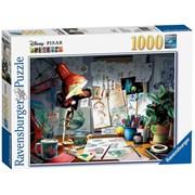 Ravensburger Disney Pixar The Artists Desk Puzzle 1000pc (19432)