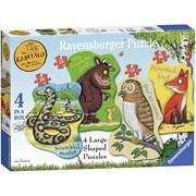 Ravensburger Gruffalo Four Large Shaped Puzzles (7018)
