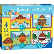 Ravensburger Hey Duggee 4 In A Box (3061)