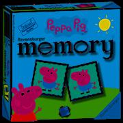 Ravensburger Peppa Pig Mini Memory Game (21376)