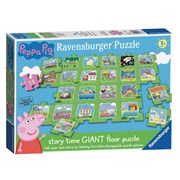 Ravensburger Peppa Pig Tell A Story Floor Puzzle 24pc (5338)