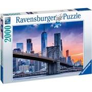 Ravensburger Skyline New York Puzzle 2000pc (16011)