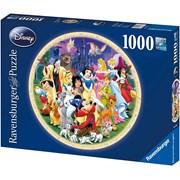 Ravensburger Wonderful World Of Disney Puzzle 1000pc (15784)