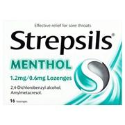 Strepsils Menthol 16s (RB789711)