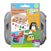 Act Recycled Egg Box Pets (RBEP)