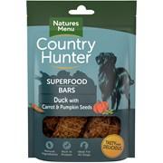 Natures Menu Superfood Bar Duck With Carrot & Pumpkin Seeds 100g (CHTDP)