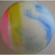 Bellco Swirly Ball Assorted 25cm (360)