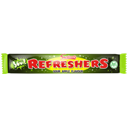 Swizzels Matlow Refreshers Sour Apple Chew Bars 18g